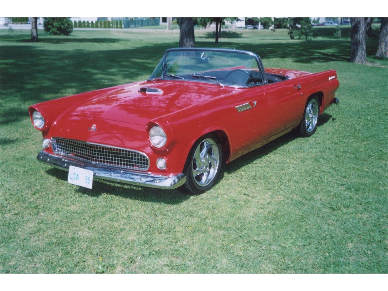 Large Picture of '55 Ford Thunderbird located in West Kelowna British Columbia - $39,500.00 - GI3T