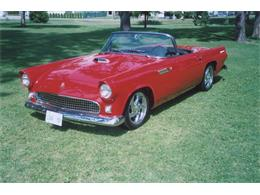 Picture of '55 Ford Thunderbird located in British Columbia - $39,500.00 - GI3T