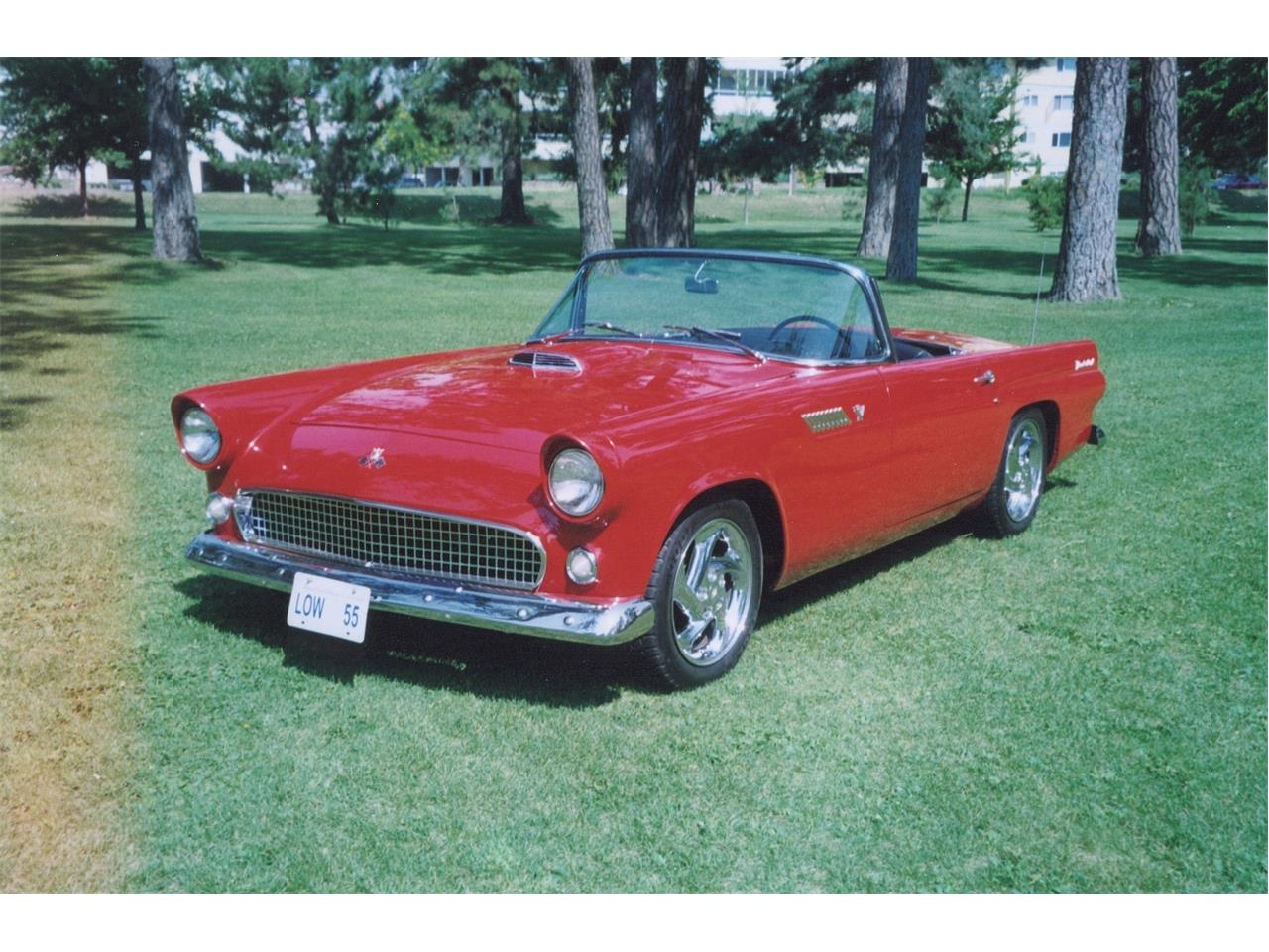 Large Picture of 1955 Thunderbird located in British Columbia Offered by a Private Seller - GI3T