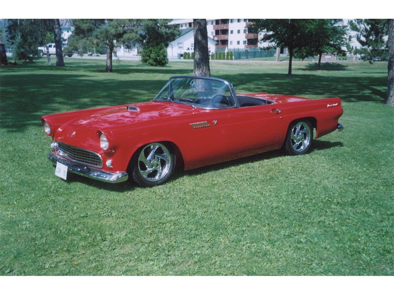 Large Picture of Classic 1955 Thunderbird - $39,500.00 - GI3T