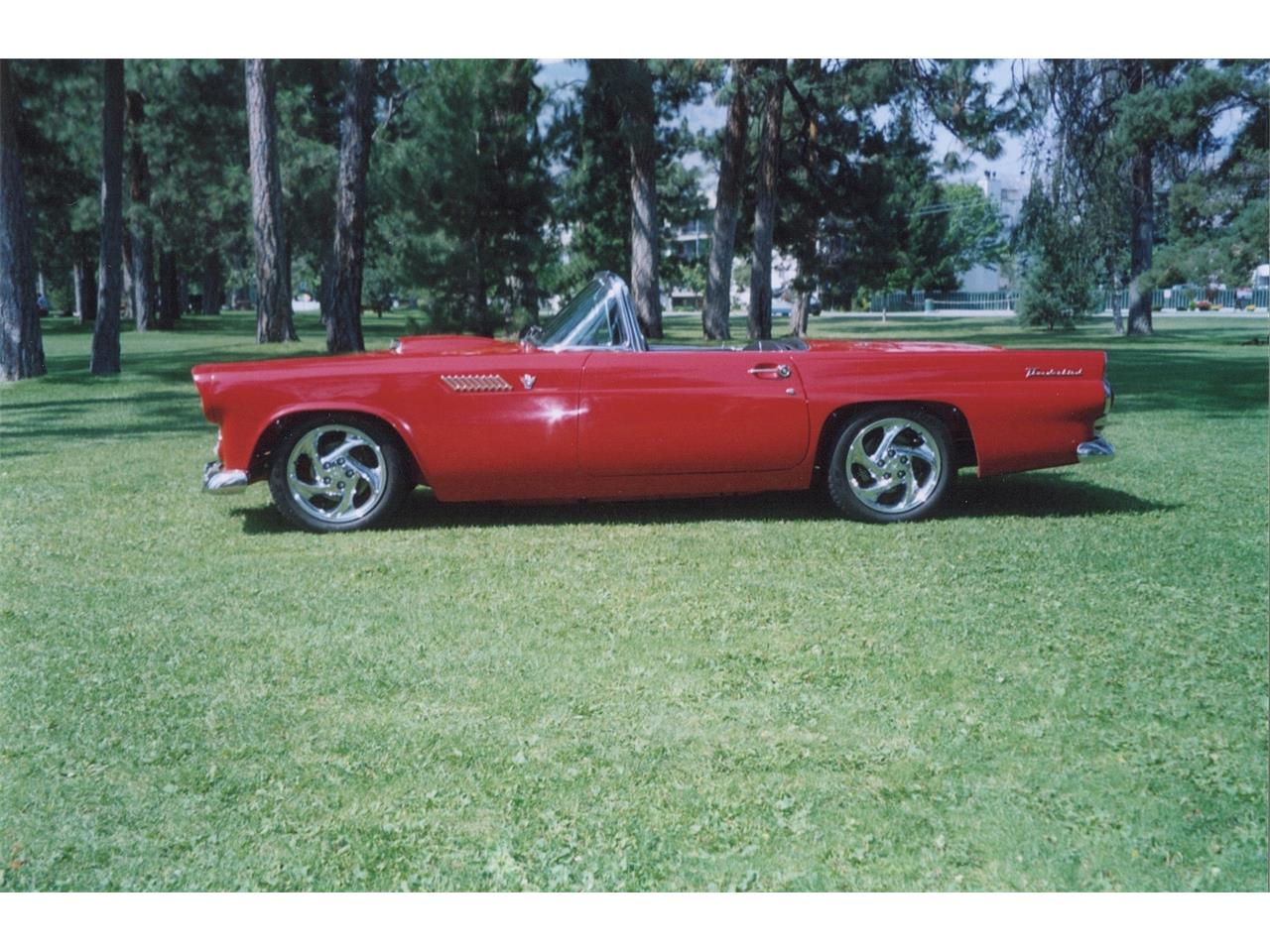 Large Picture of Classic '55 Ford Thunderbird located in West Kelowna British Columbia - $39,500.00 - GI3T