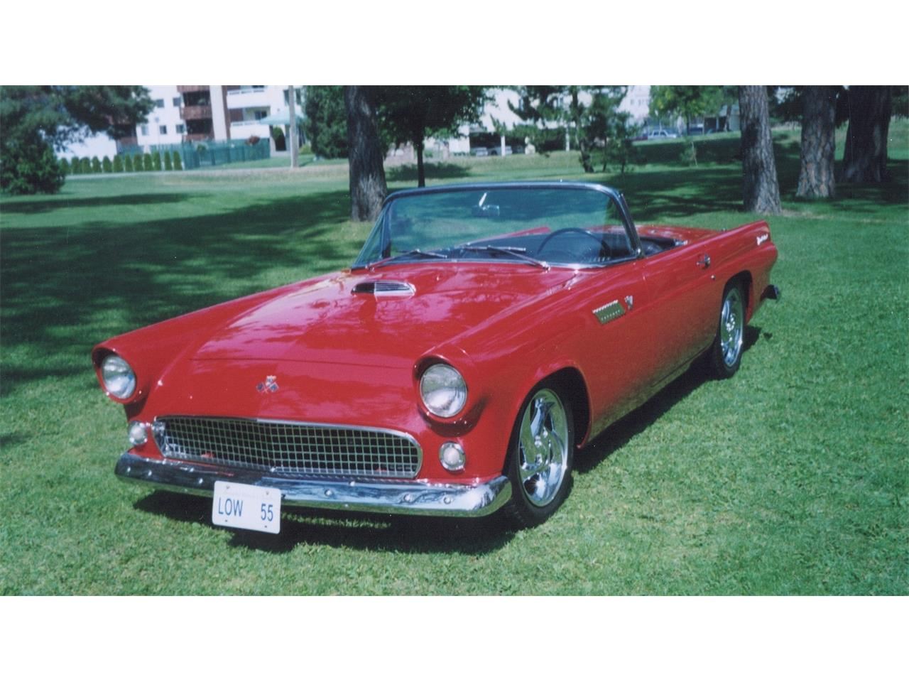 Large Picture of 1955 Ford Thunderbird - $39,500.00 Offered by a Private Seller - GI3T