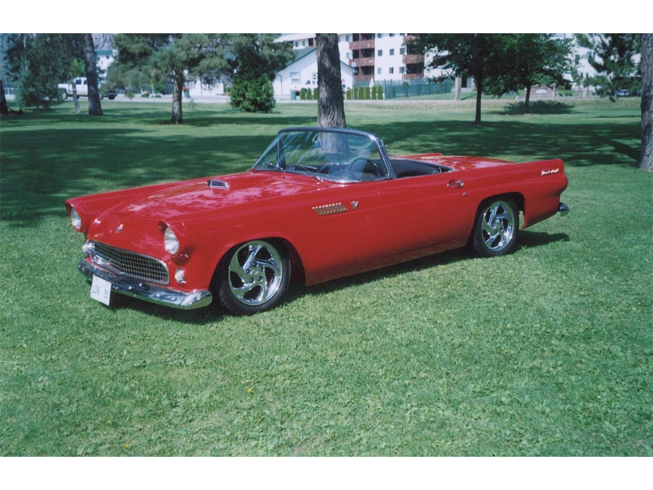 Large Picture of Classic '55 Thunderbird located in West Kelowna British Columbia Offered by a Private Seller - GI3T