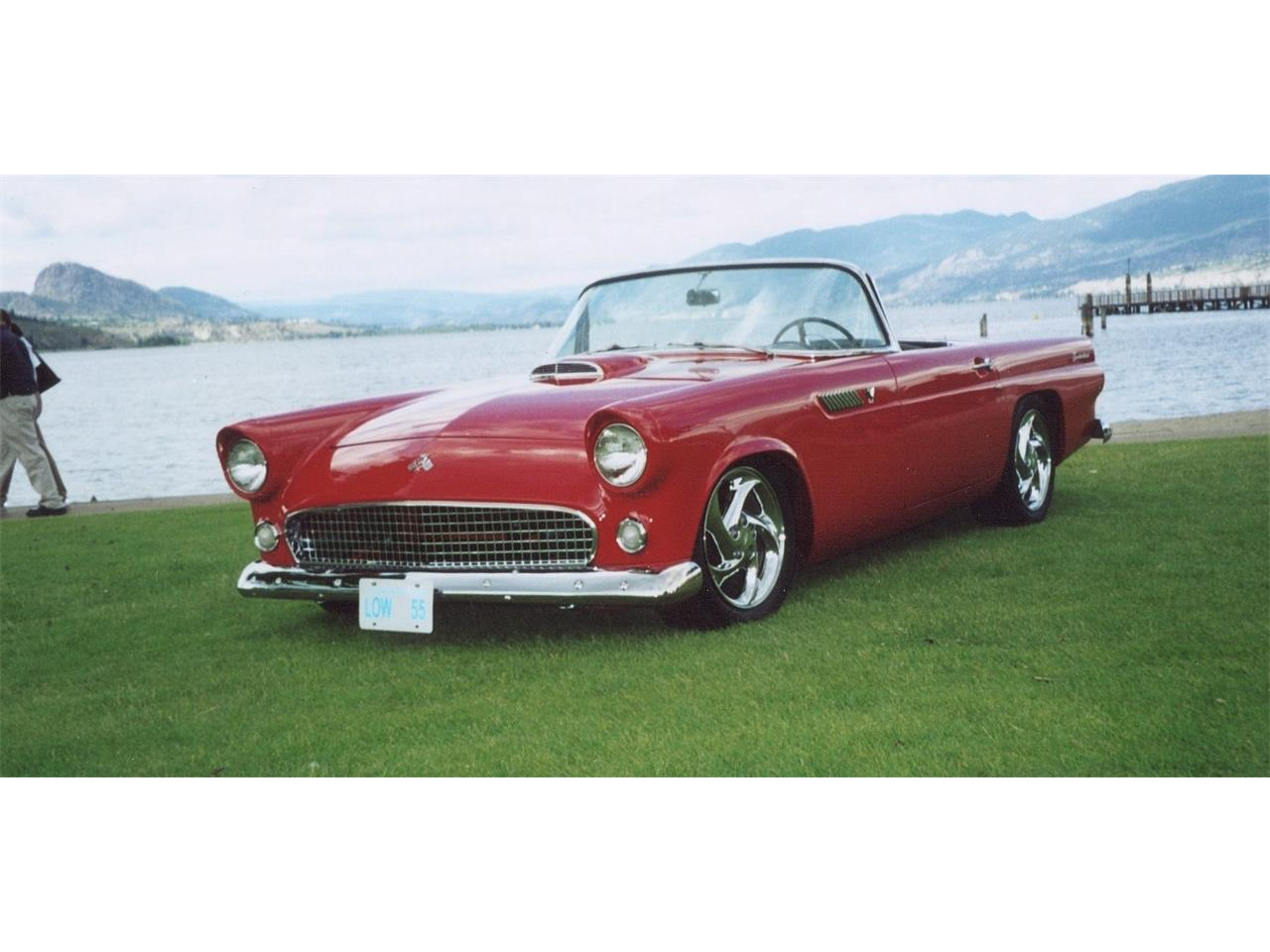 Large Picture of '55 Thunderbird - GI3T