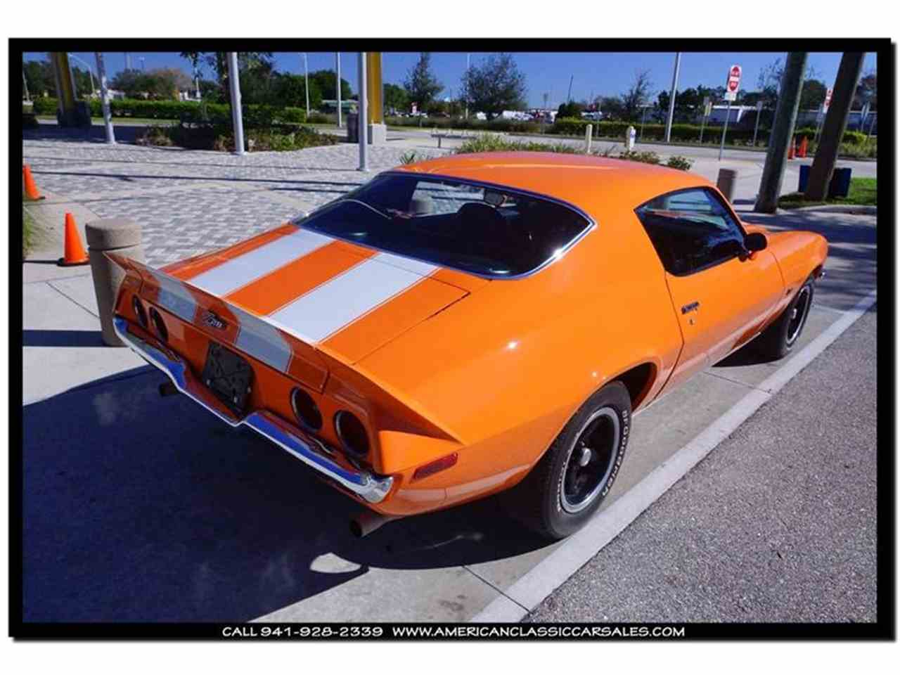 Large Picture of '73 Camaro Z28 - GI58