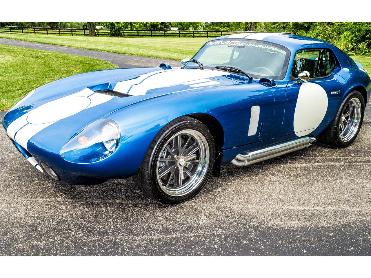 Large Picture of '65 Shelby CSX located in Ohio Offered by Mansfield Motor Group - GI8I