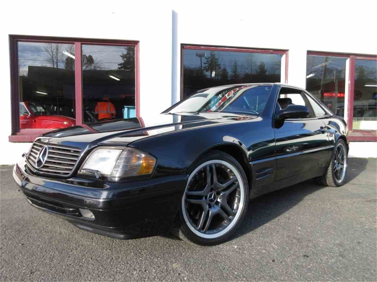 Large Picture of 1999 Mercedes-Benz 500SL - GI8L