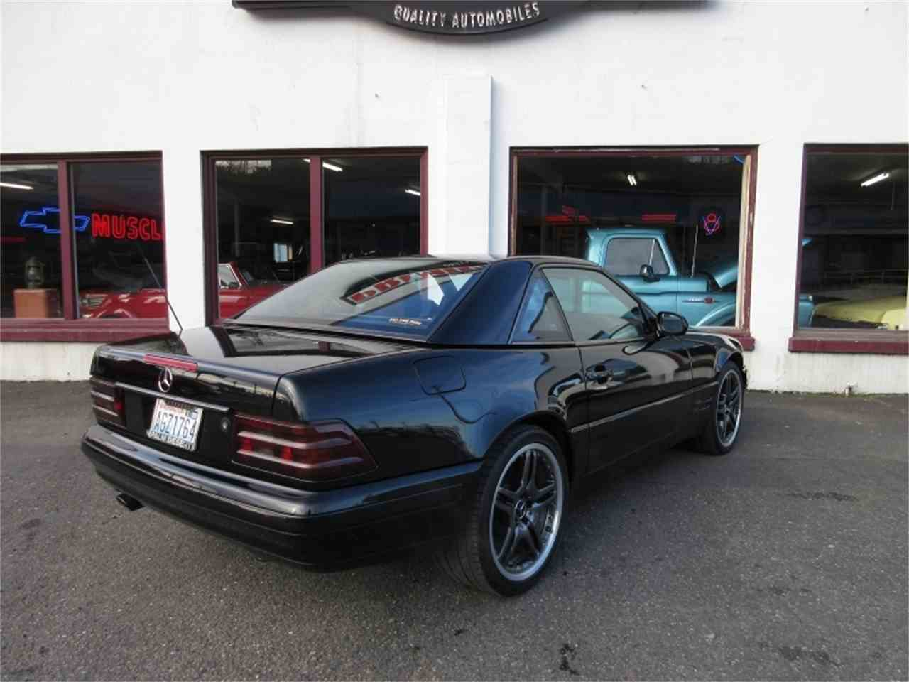 Large Picture of '99 500SL located in Tocoma Washington - $10,995.00 Offered by Premium Motors - GI8L