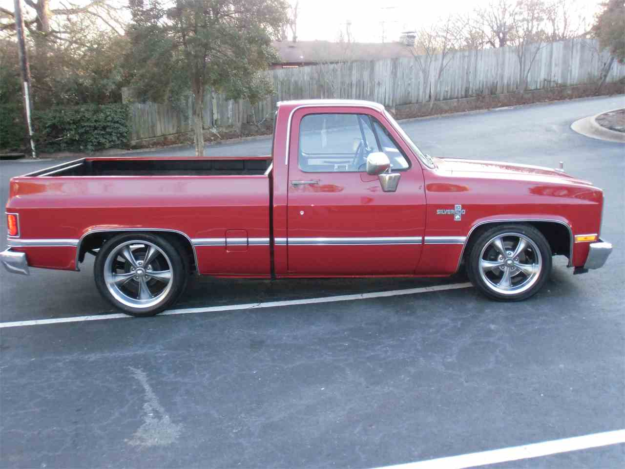 All Chevy chevy 1986 c10 : 1986 Chevrolet C10 for Sale | ClassicCars.com | CC-771347