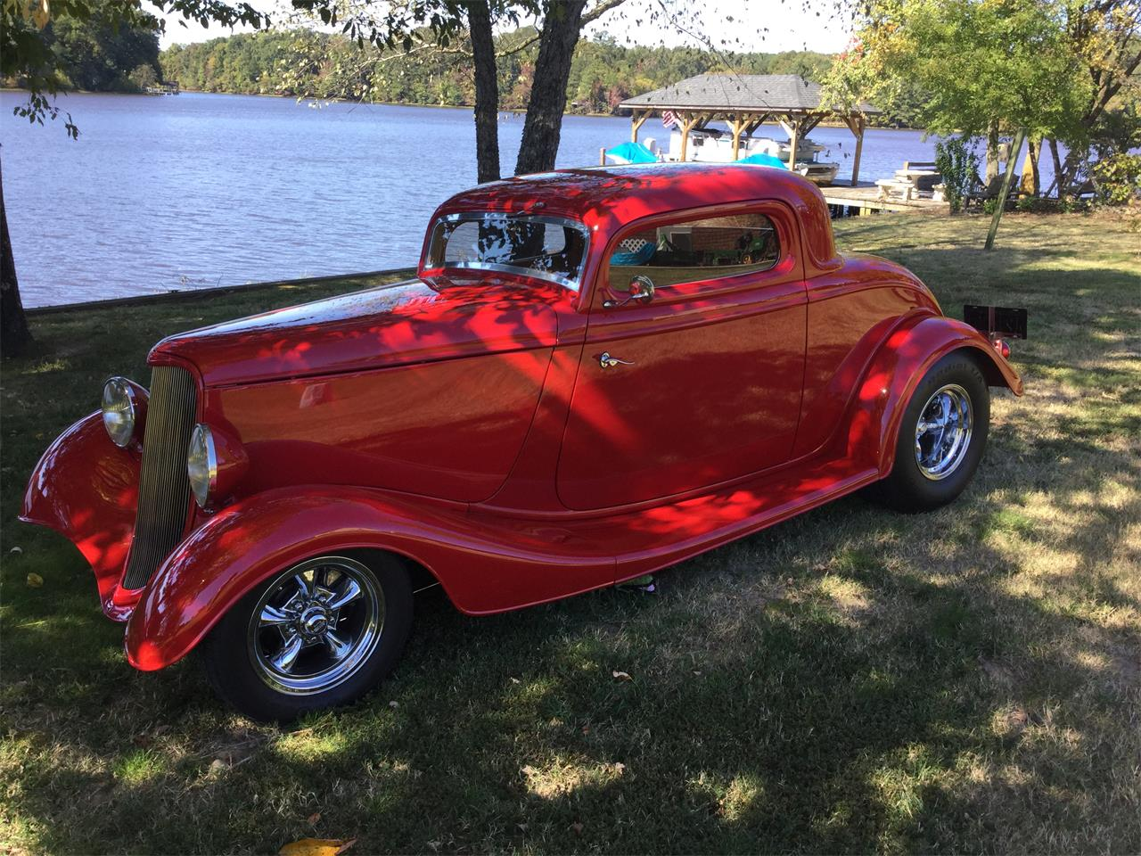 Large Picture of '34 3-Window Coupe - GJ85