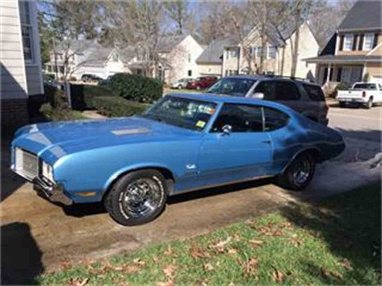 Large Picture of '71 Cutlass S - GJ86