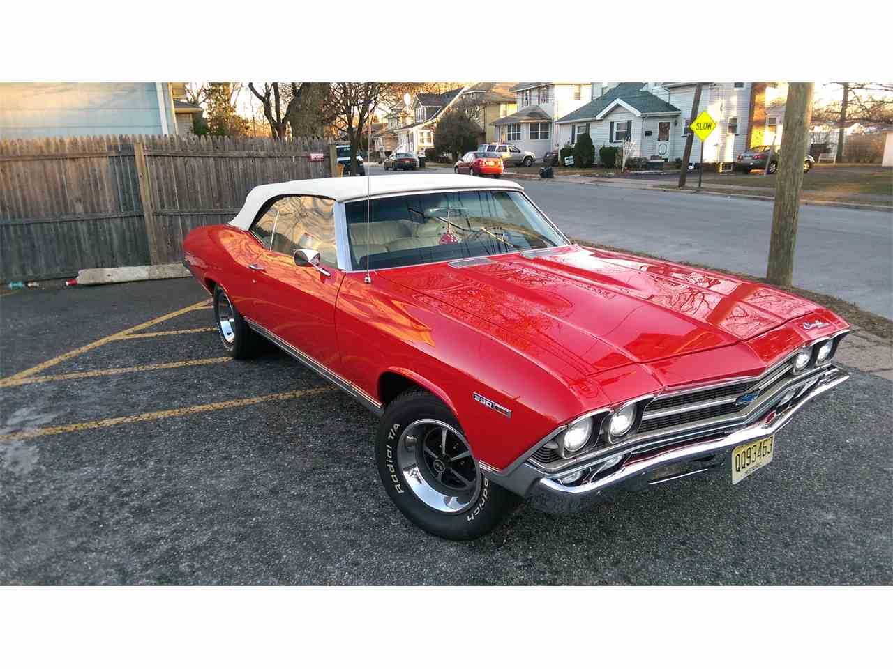 1969 chevrolet chevelle malibu for sale cc 770151. Black Bedroom Furniture Sets. Home Design Ideas