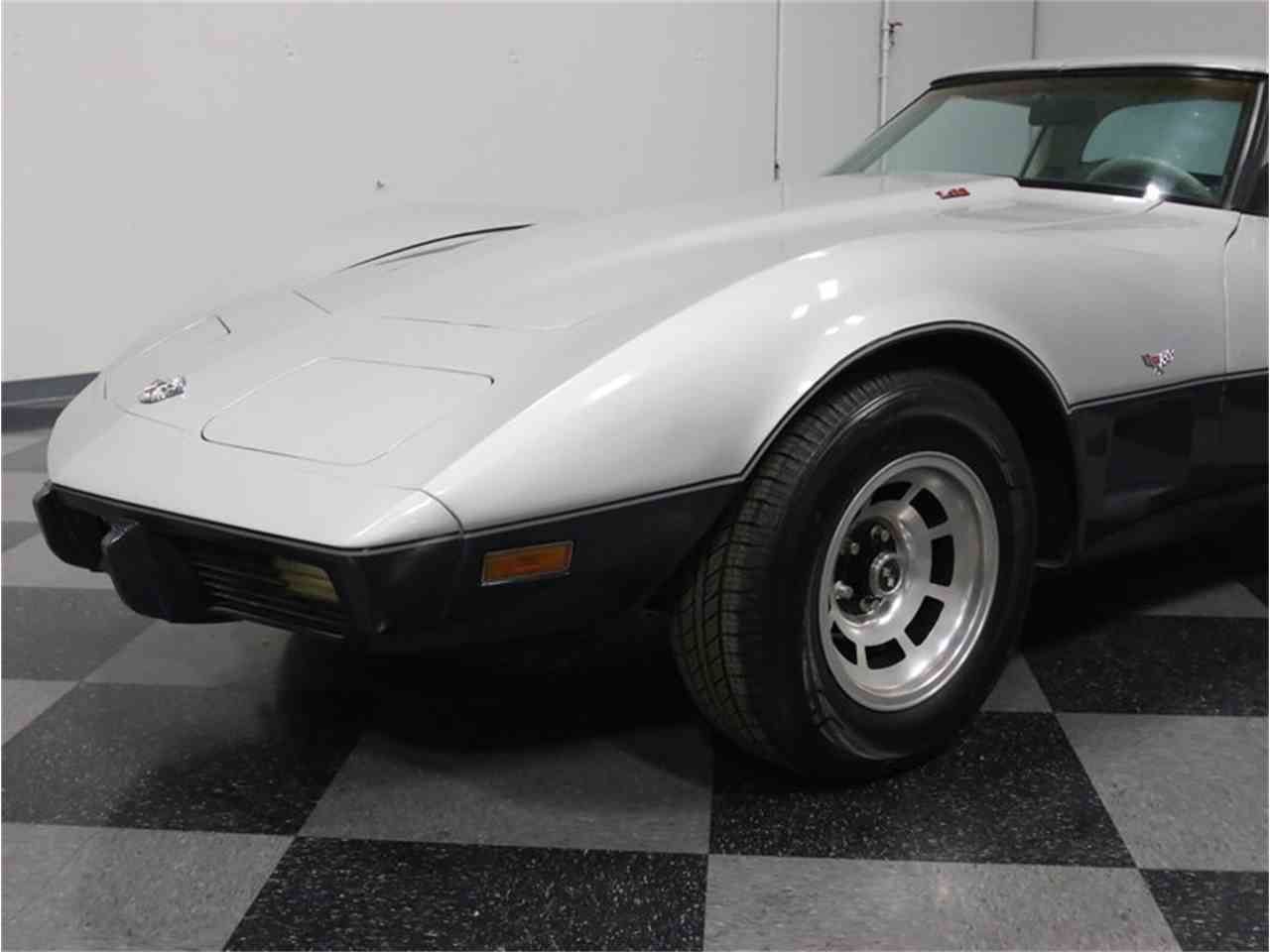 Large Picture of '78 Corvette 25th Anniversary - GI96
