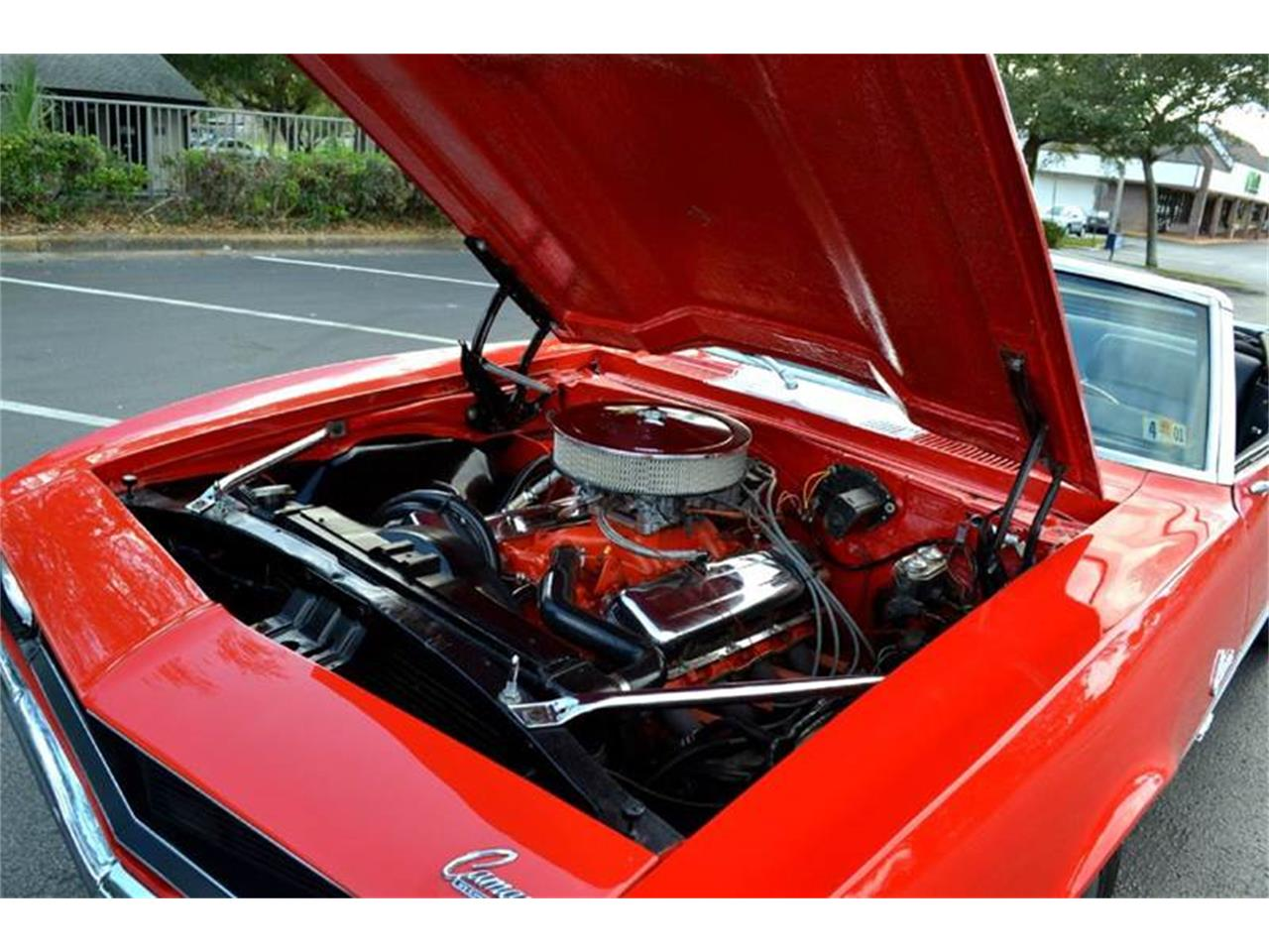 Large Picture of '68 Chevrolet Camaro located in Clearwater Florida - $38,900.00 - GJE1