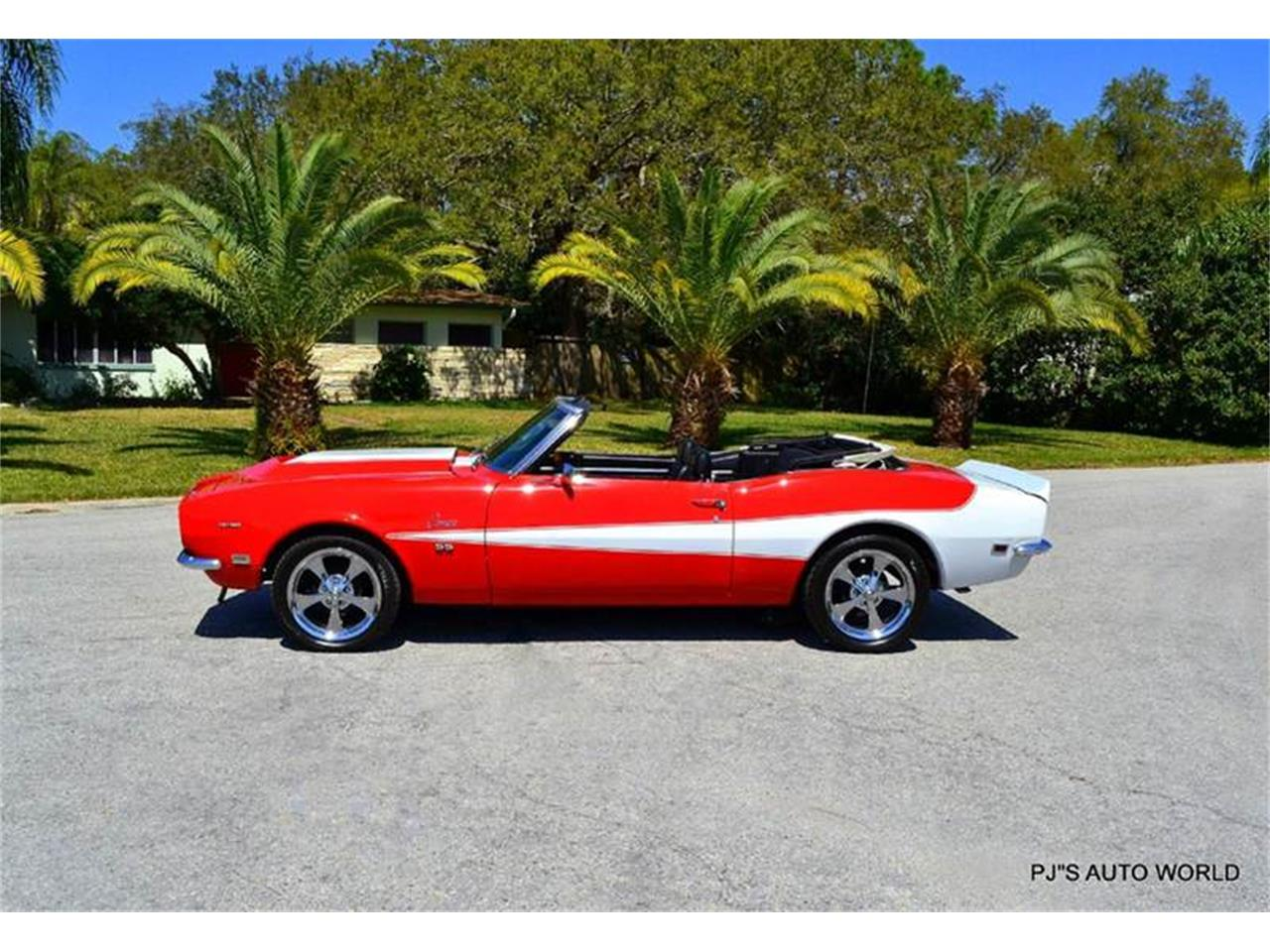 Large Picture of Classic '68 Chevrolet Camaro Offered by PJ's Auto World - GJE1