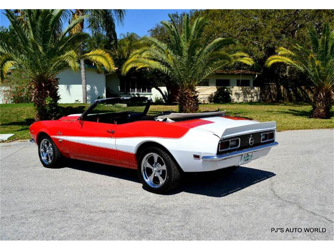 Large Picture of '68 Chevrolet Camaro located in Florida Offered by PJ's Auto World - GJE1