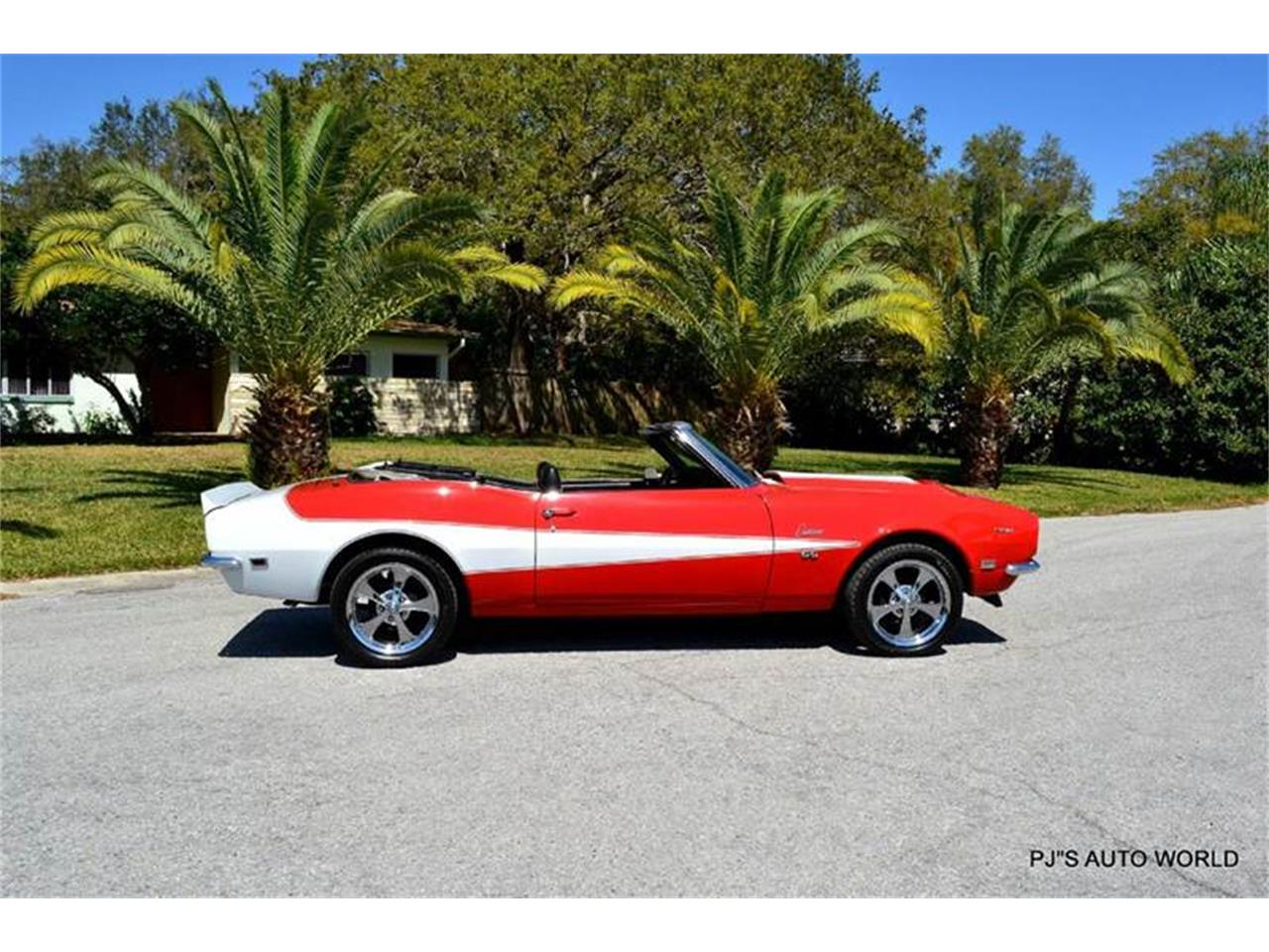 Large Picture of 1968 Camaro located in Florida Offered by PJ's Auto World - GJE1