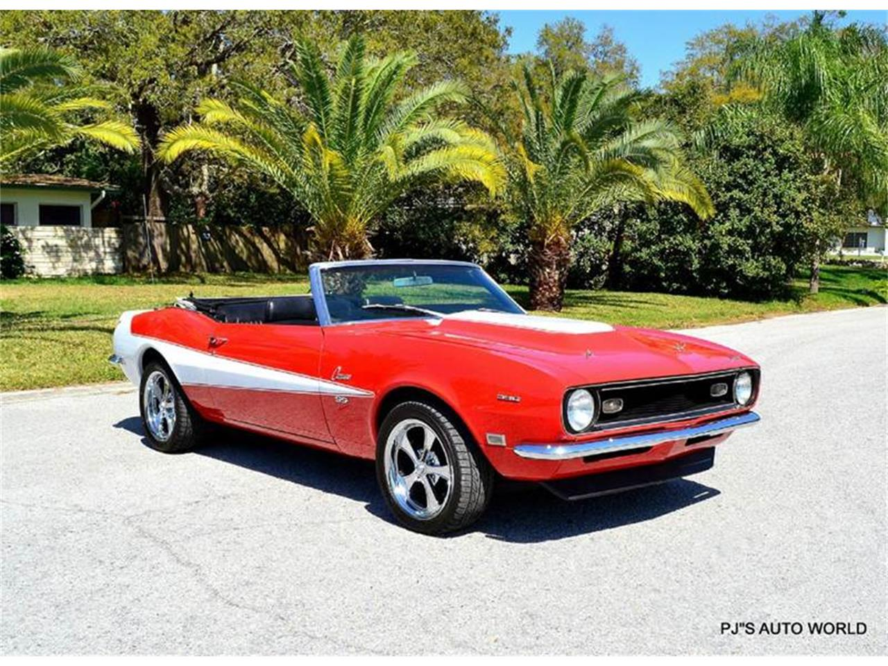 Large Picture of '68 Camaro - GJE1