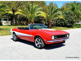 Picture of Classic '68 Camaro located in Florida - $38,900.00 Offered by PJ's Auto World - GJE1