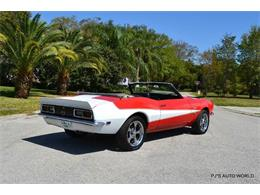 Picture of Classic 1968 Chevrolet Camaro located in Clearwater Florida - $38,900.00 Offered by PJ's Auto World - GJE1