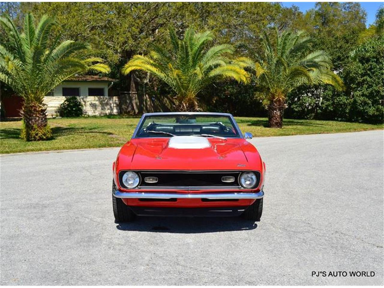 Large Picture of '68 Chevrolet Camaro located in Clearwater Florida - GJE1