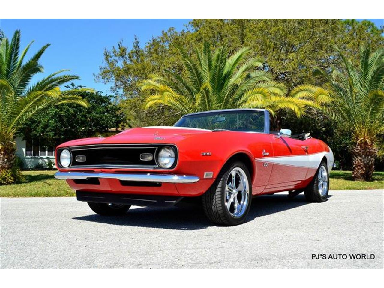 Large Picture of '68 Camaro Offered by PJ's Auto World - GJE1