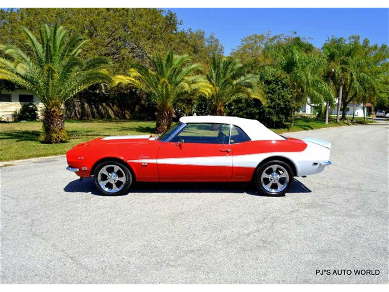 Large Picture of 1968 Camaro Offered by PJ's Auto World - GJE1