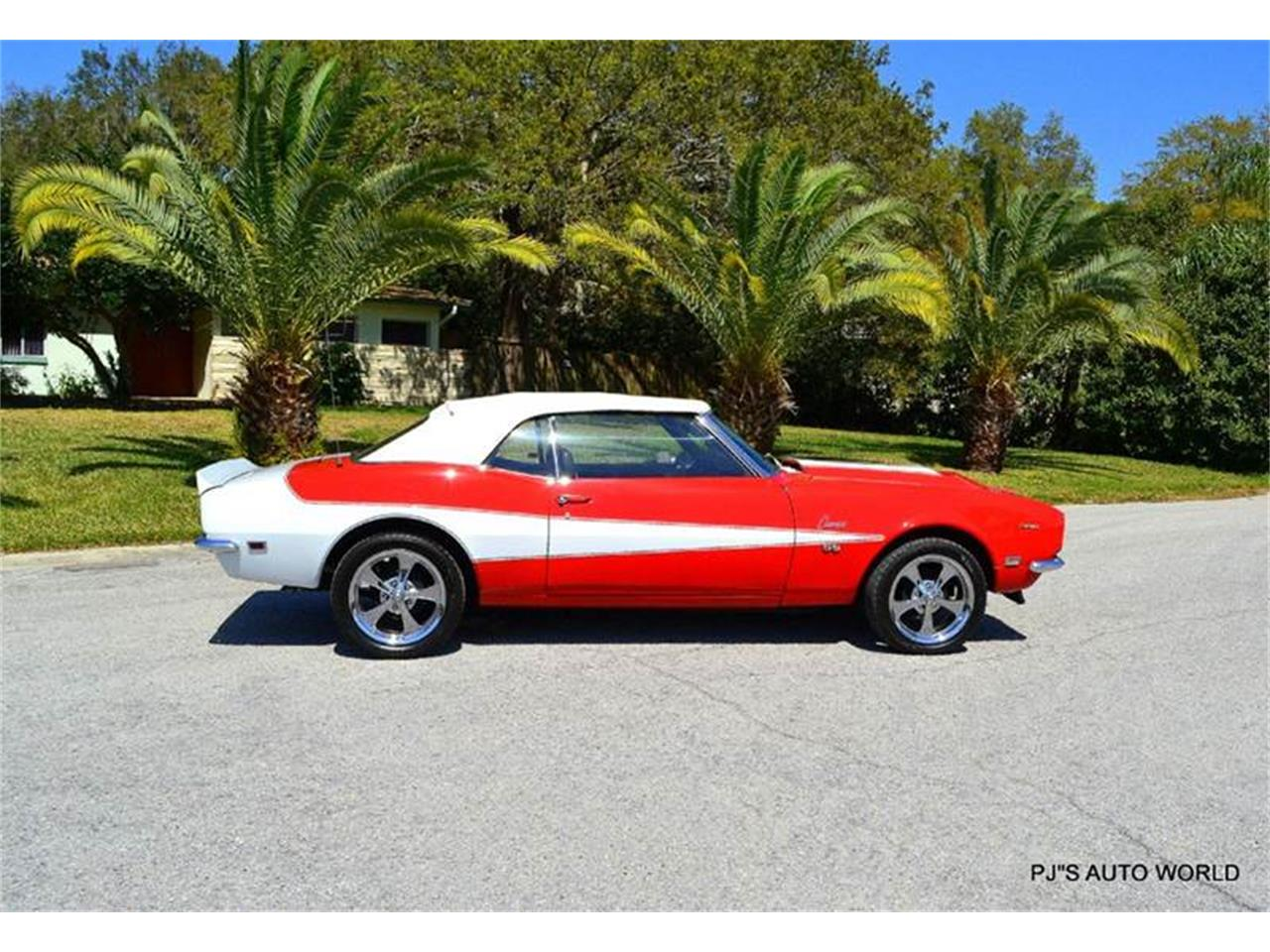 Large Picture of 1968 Camaro located in Clearwater Florida - GJE1