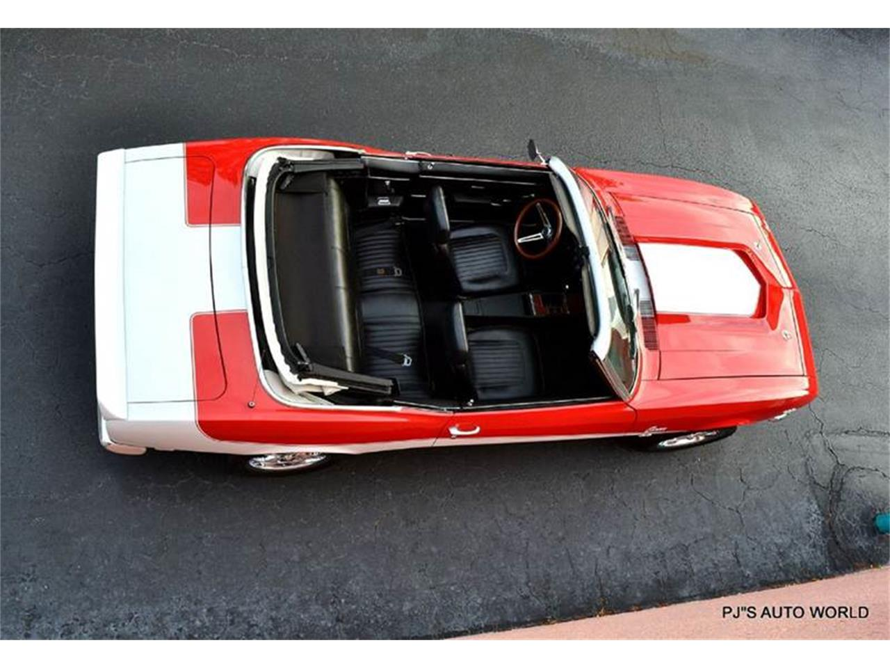 Large Picture of Classic '68 Camaro located in Clearwater Florida Offered by PJ's Auto World - GJE1