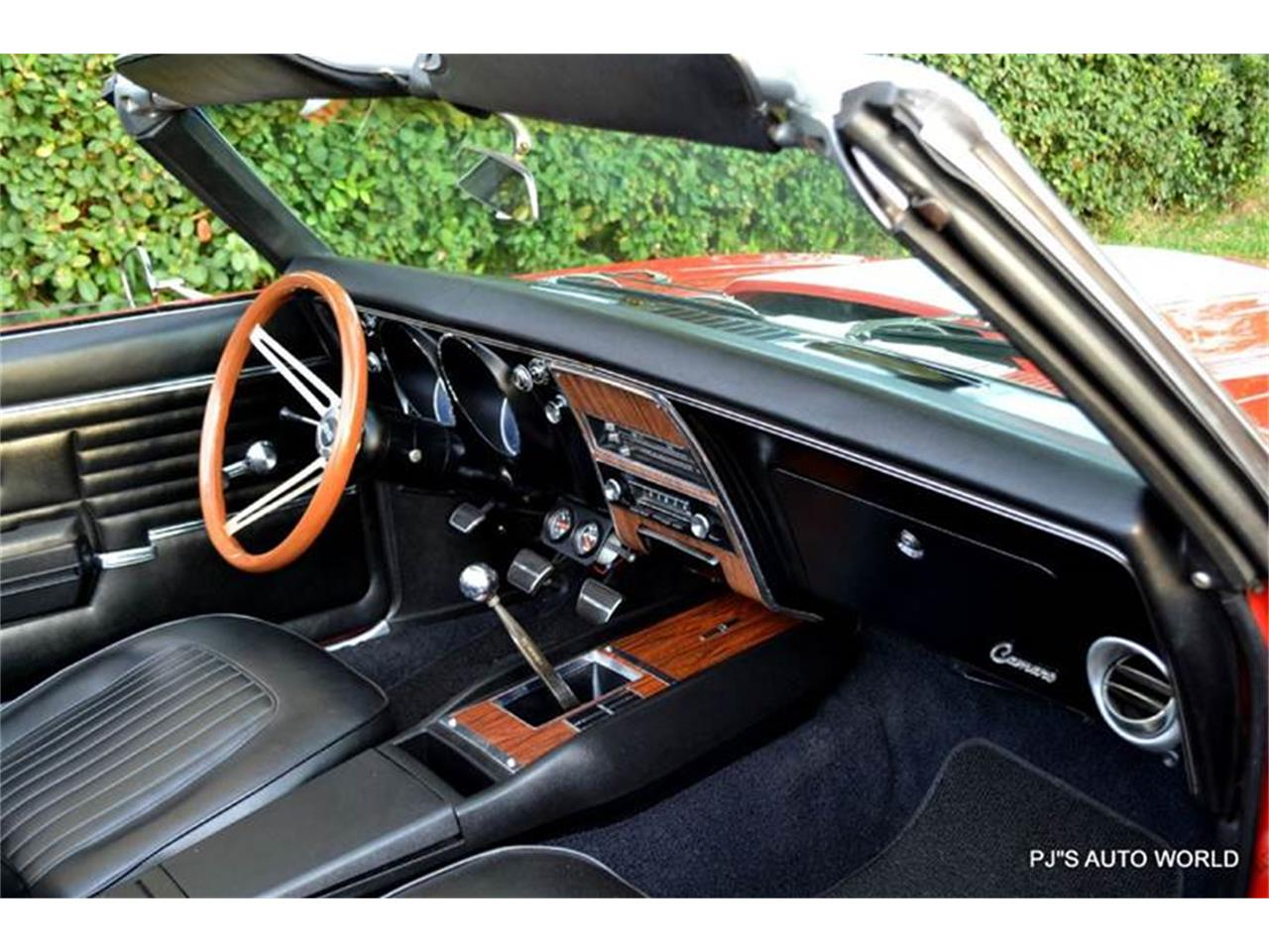 Large Picture of Classic 1968 Camaro located in Florida Offered by PJ's Auto World - GJE1
