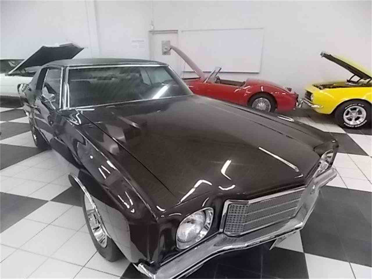 Large Picture of '70 Monte Carlo - GJKA