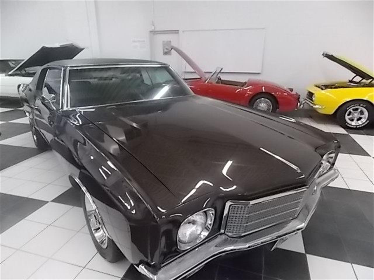 Large Picture of Classic '70 Monte Carlo Offered by Classic Rides and Rods - GJKA