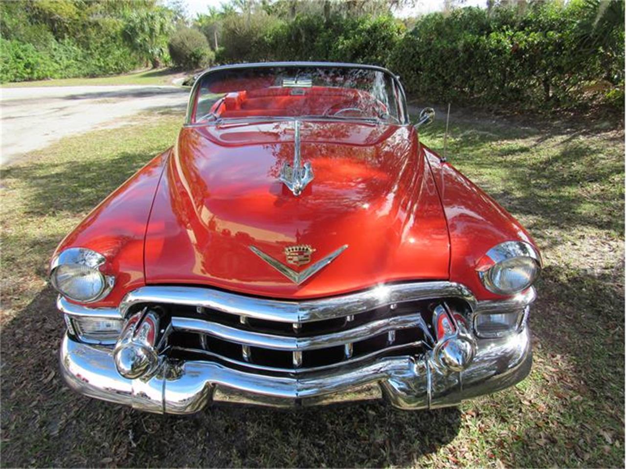 Large Picture of Classic '53 Eldorado located in Sarasota Florida - GJKK
