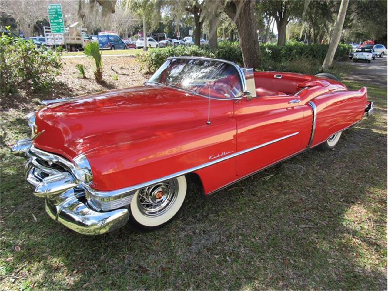 Large Picture of Classic '53 Eldorado located in Sarasota Florida - $274,500.00 Offered by Vintage Motors Sarasota - GJKK