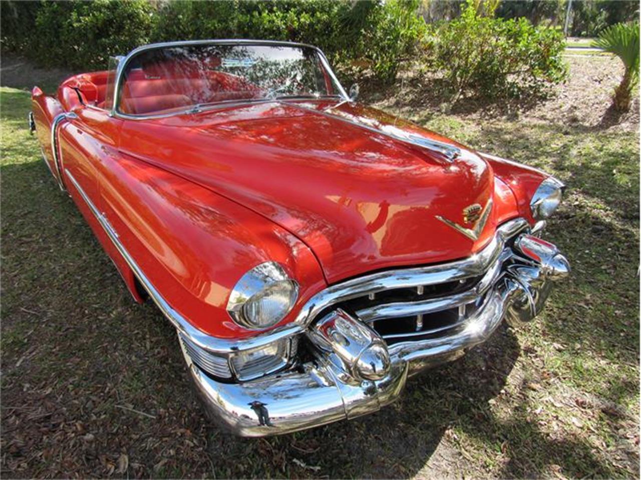 Large Picture of 1953 Eldorado located in Sarasota Florida - GJKK