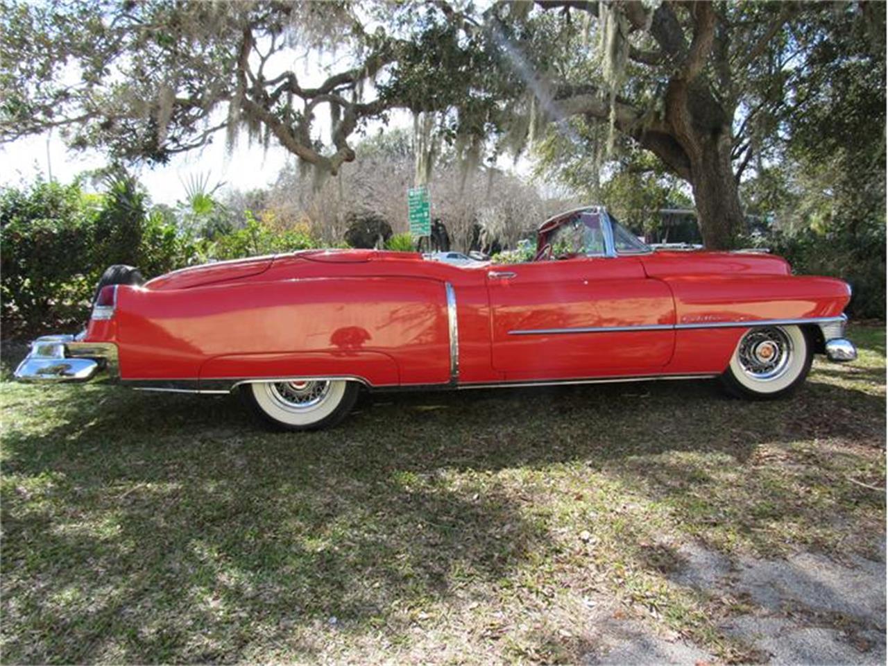 Large Picture of 1953 Eldorado located in Sarasota Florida - $274,500.00 Offered by Vintage Motors Sarasota - GJKK