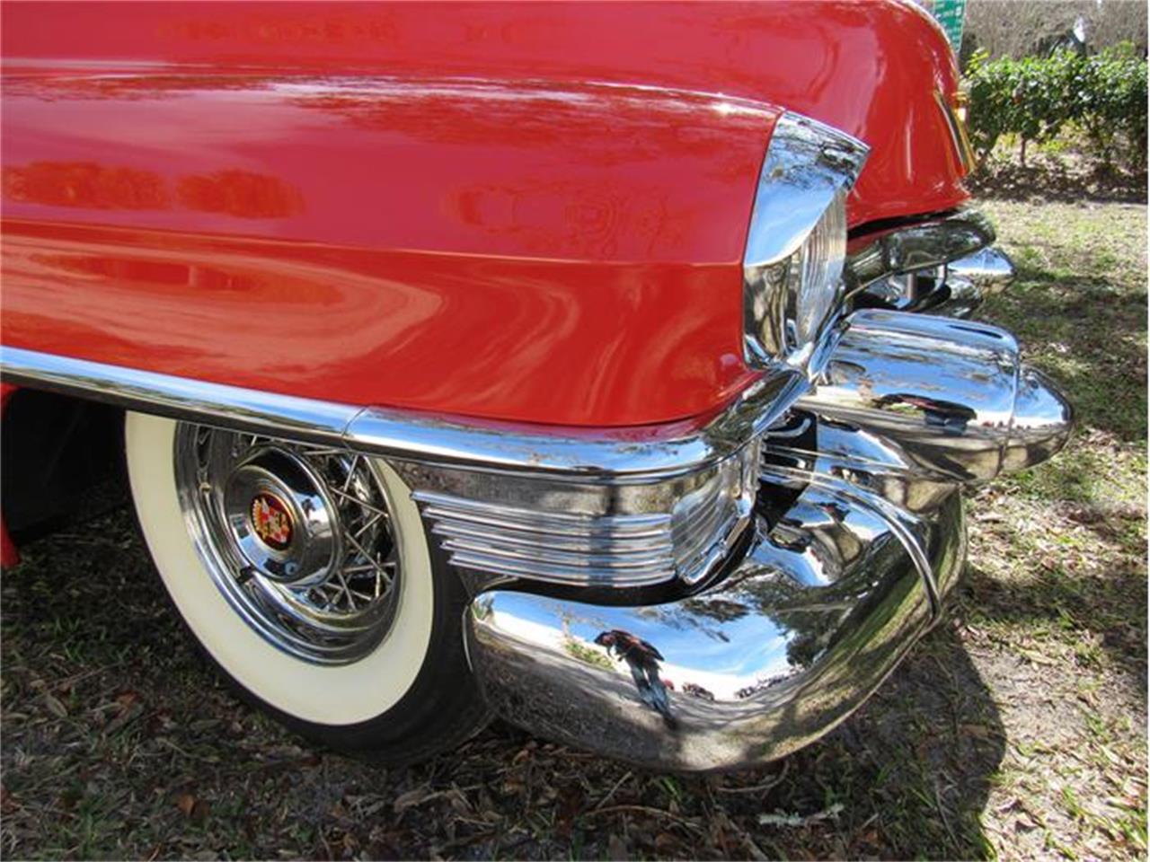Large Picture of Classic 1953 Cadillac Eldorado located in Florida - GJKK