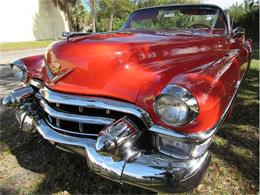Picture of '53 Cadillac Eldorado located in Sarasota Florida - $274,500.00 Offered by Vintage Motors Sarasota - GJKK