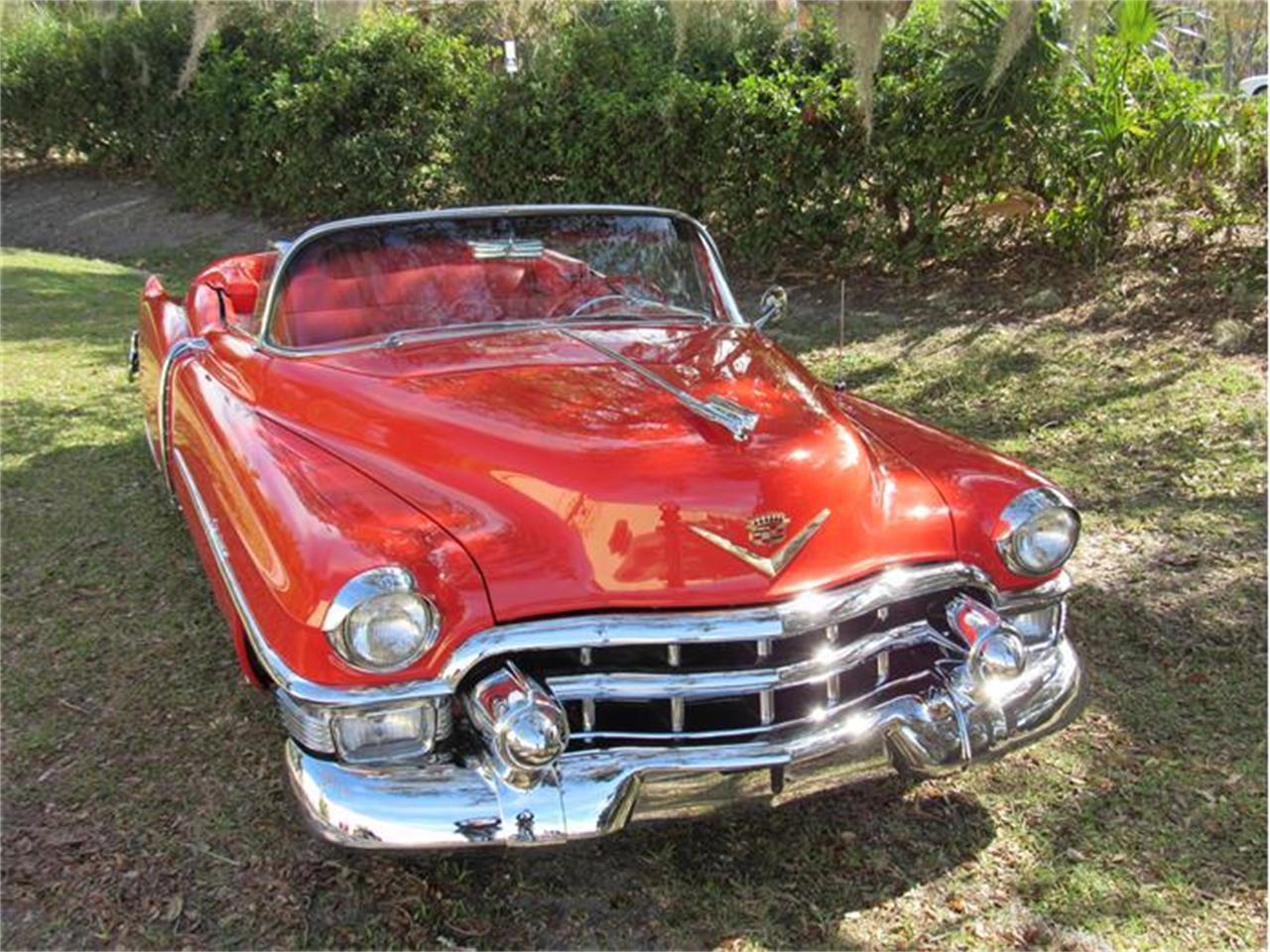 Large Picture of '53 Cadillac Eldorado - $274,500.00 Offered by Vintage Motors Sarasota - GJKK