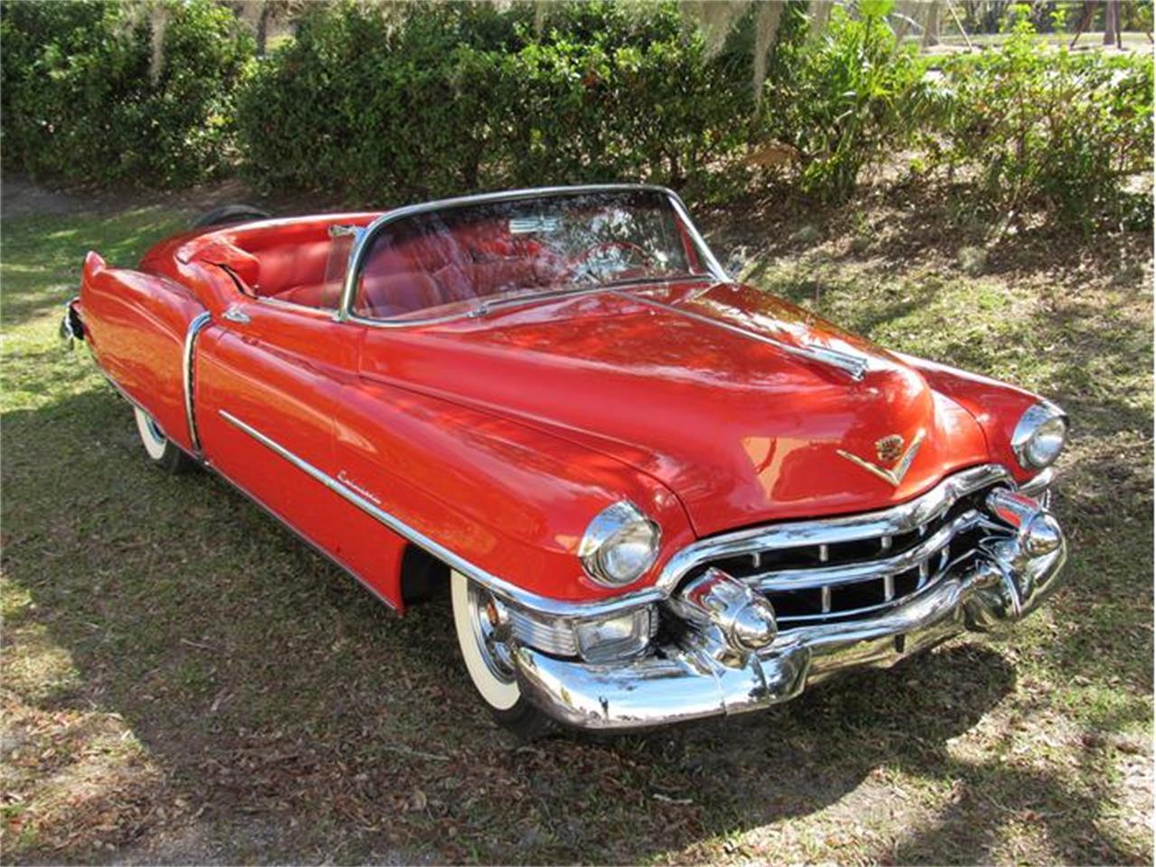 Large Picture of '53 Eldorado located in Sarasota Florida Offered by Vintage Motors Sarasota - GJKK