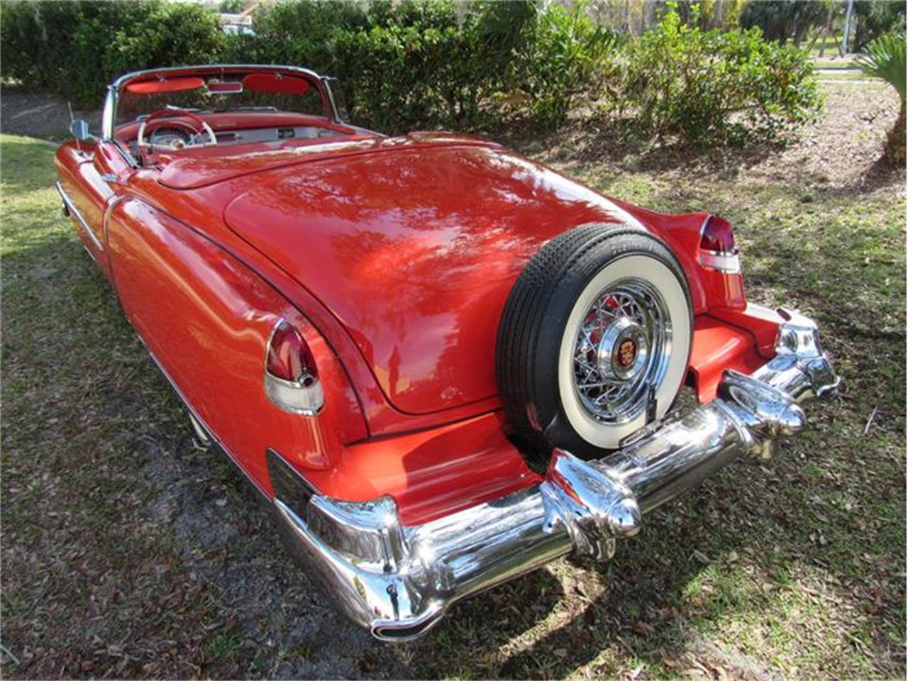 Large Picture of Classic '53 Cadillac Eldorado located in Florida - $274,500.00 Offered by Vintage Motors Sarasota - GJKK