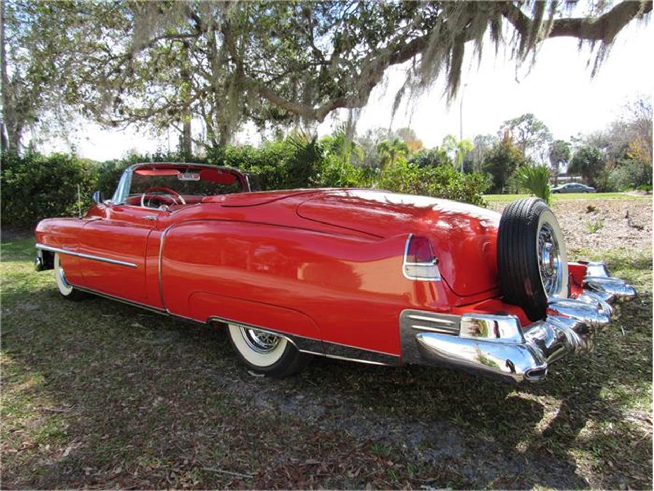 Large Picture of '53 Eldorado located in Florida Offered by Vintage Motors Sarasota - GJKK