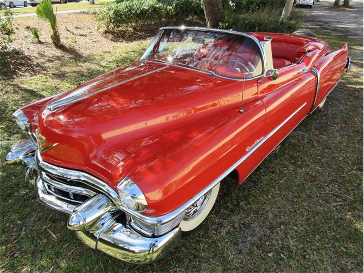Large Picture of 1953 Cadillac Eldorado located in Florida Offered by Vintage Motors Sarasota - GJKK