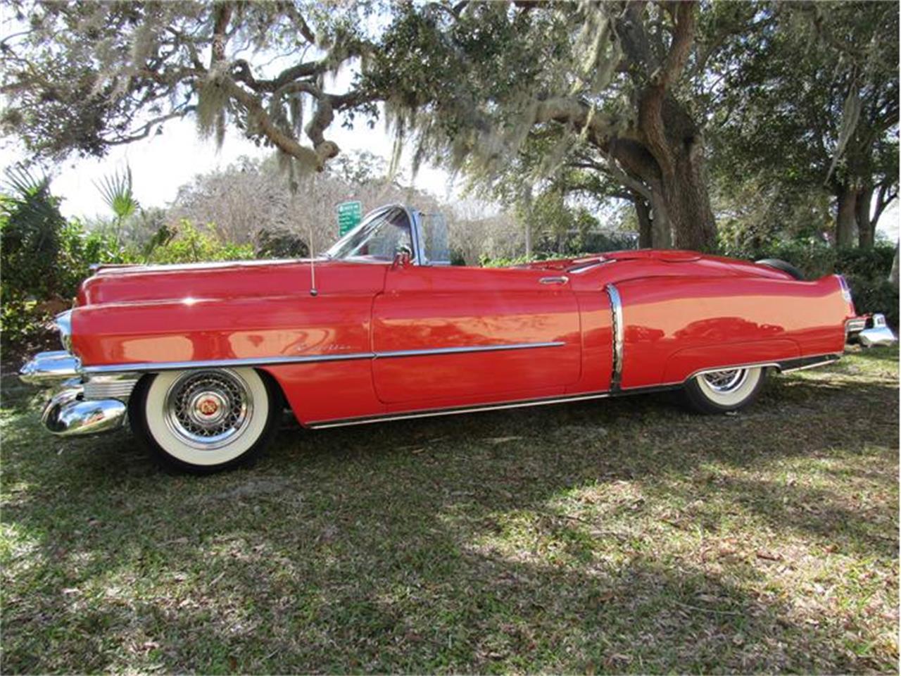 Large Picture of 1953 Eldorado Offered by Vintage Motors Sarasota - GJKK