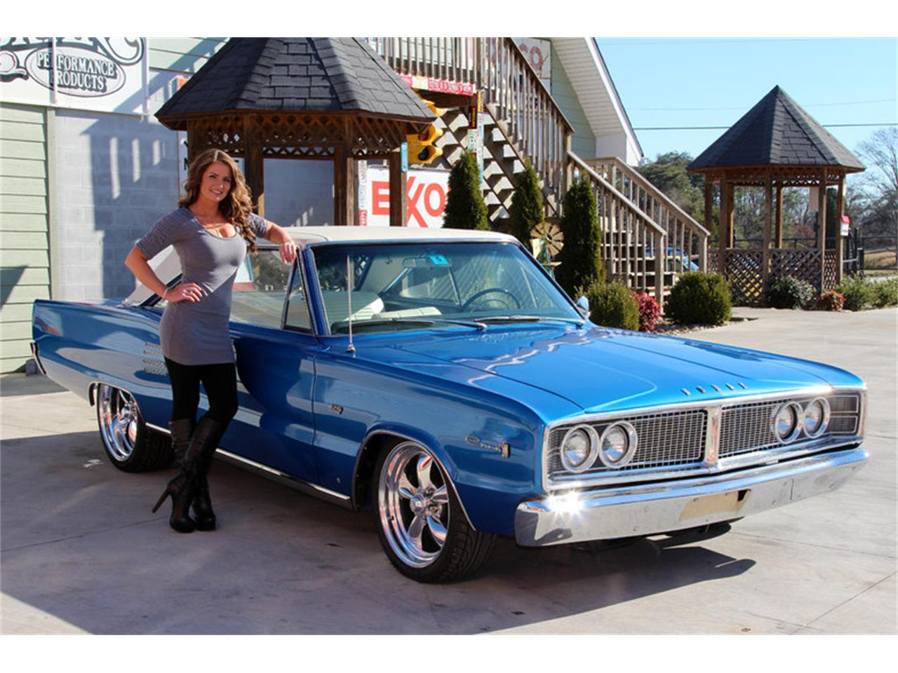 Large Picture of '66 Coronet Offered by Smoky Mountain Traders - GJKP