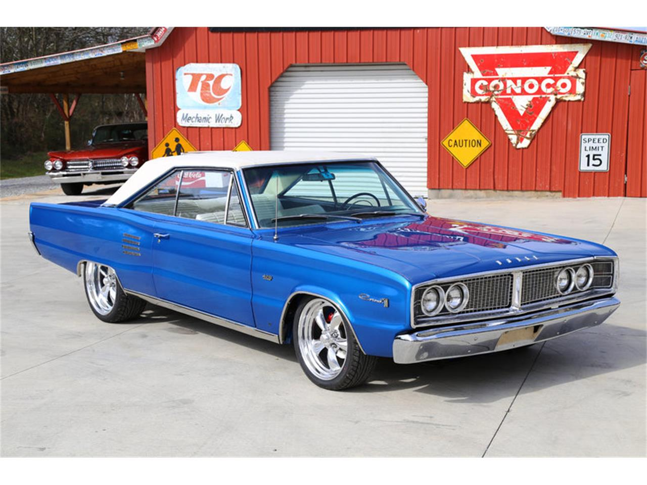 Large Picture of Classic '66 Dodge Coronet Offered by Smoky Mountain Traders - GJKP
