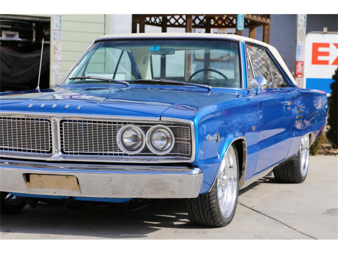 Large Picture of Classic '66 Dodge Coronet located in Lenoir City Tennessee - GJKP