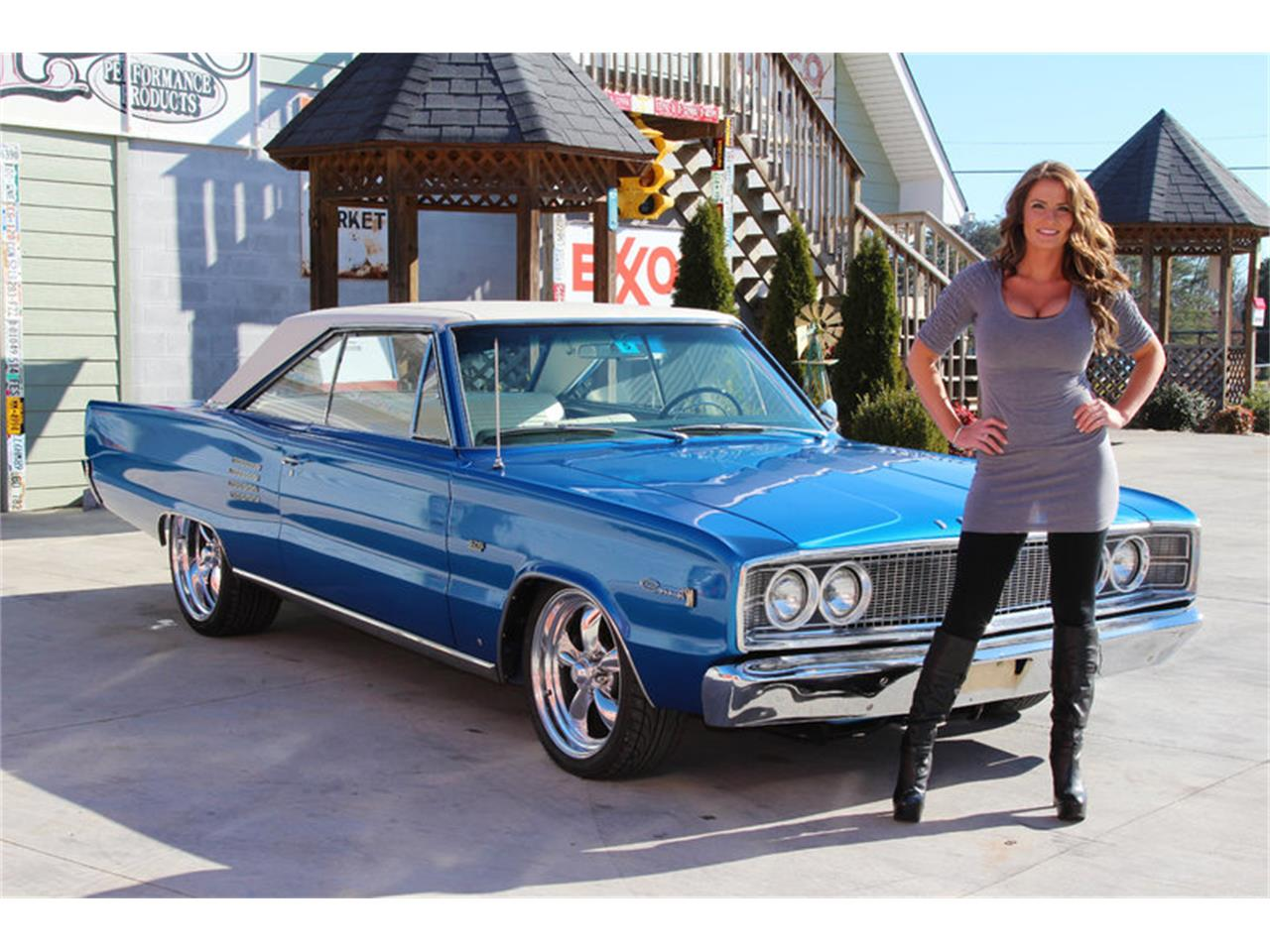 Large Picture of 1966 Coronet - $49,995.00 - GJKP