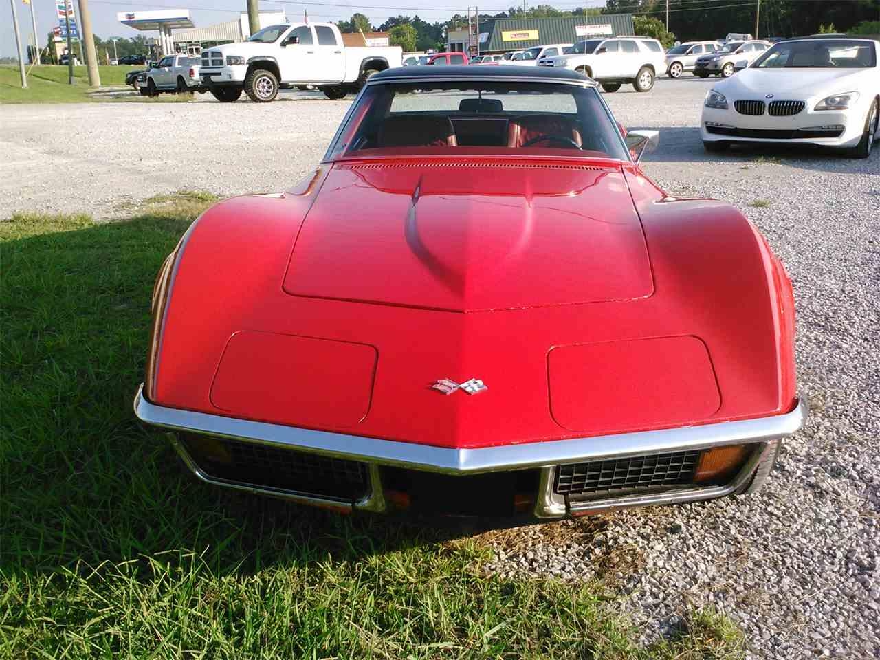 1972 Chevrolet Corvette Stingray For Sale