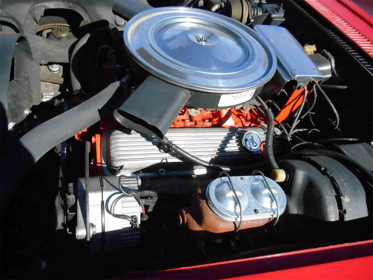 Large Picture of '72 Corvette Stingray - GJN2
